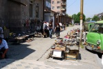 Scrap metal market on Lazyan Street - Vanadzor, Armenia (4)