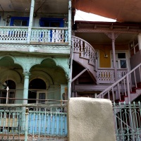 Tbilisi old town - an architectural gem