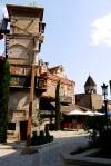 Rezo Gabriadze Clock Tower in Tbilisi Old Town - Tbilisi, Georgia (1)