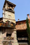 Rezo Gabriadze Clock Tower in Tbilisi Old Town - Tbilisi, Georgia (2)