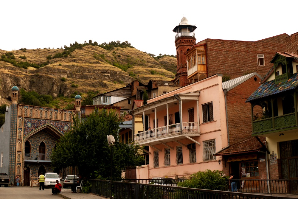 Tbilisi old town – an architectural gem