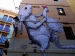 Street art in Valencia - Valencia, Spain (6)