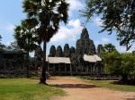 The demonic faces on Prasat Bayo - Angkor, Siem Reap, Cambodia (14)