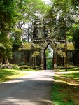 The entrance to Angkor Thom - Angkor, Siem Reap, Cambodia (15)