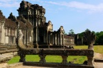 A temple in the Angkor complex - Angkor, Siem Reap, Cambodia (2)