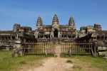 The temple of Prasat Angkor Wat - Angkor, Siem Reap, Cambodia (6)