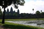The temple of Prasat Angkor Wat - Angkor, Siem Reap, Cambodia (7)
