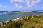 Secluded beach and crystal blue sea - Sardinia, Italy