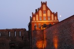 The ruins of Knight's Castle and old city walls - Torun, Poland (11)