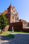 The ruins of Zamek krzyżacki w Toruniu and old city walls - Torun, Poland (18)