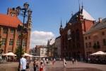 Torun Main square, taken in Torun Old Town - Torun, Poland (2)