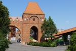 Gdanisko Tower, forming part of Medieval city walls - Torun, Poland (20)