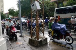 Crazy traffic on Vietnamese streets - Ho Chi Minh City, Vietnam (1)