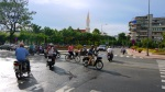 Crazy traffic on Vietnamese streets - Ho Chi Minh City, Vietnam (2)