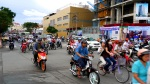 Crazy traffic on Vietnamese streets - Ho Chi Minh City, Vietnam (3)