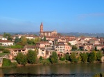 Cityscape of Albi with the prominent St. Madeleine Church - Albi, France (11)