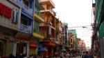 Busy shopping street in city centre - Ho Chi Minh City, Vietnam (14)