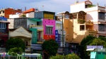 Street side jumble of brightly coloured buildings - Ho Chi Minh City, Vietnam (9)