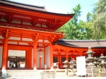 Minamimon, the southern gate to Kasuga Grand Shrine - Nara, Japan (2)