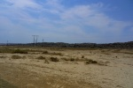 The barren surrounding of Gobustan - Gobustan National Park, Azerbaijan (1)