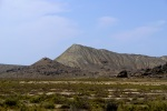 The flat and brown scenery of Gobustan Mud Volcanoes - Gobustan National Park, Azerbaijan (3)