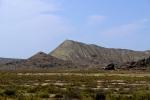 The flat and brown scenery of Gobustan Mud Volcanoes - Gobustan National Park, Azerbaijan (3)
