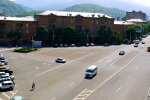 Corner of Khorenatsi Street and Tigran Mets Avenue - Vanadzor, Armenia (3)