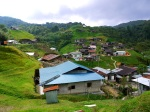 Iron rooftops of a village in the hills - Cameron Highlands, Malaysia (25)