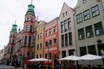 The medieval Great Armoury on Ulica Kołodziejska - Gdansk, Poland (1)