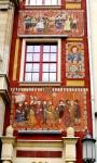 Decorative façade along Ulica Długa - Gdansk, Poland (7)