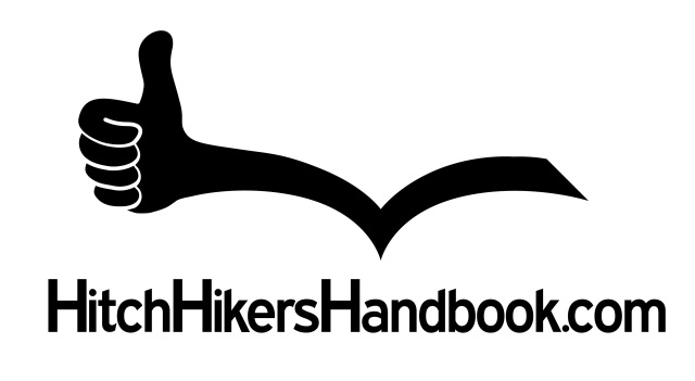 Hitch-Hikers' handbook - logo