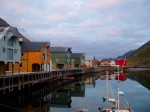 View of the village harbour - Nyksund, Norway (2)