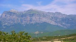 A view of the hills surrounding Ainsa, taken from Ainsa old town- Ainsa, Spain (9)
