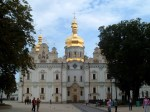 The recently reconstructed Cathedral of the Dormition at the Kiev Pechersk Lavra Monastery - Kiev, Ukraine (7)