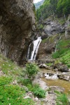 A small waterfall along the path through the Ordesa Valley - Ordesa y Monte Perdido National Park, Spain (20)