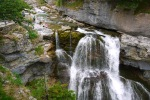 One of many waterfalls on the valley floor path - Ordesa y Monte Perdido National Park, Spain (27)