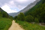 The path and river leading to Ordesa valley - Ordesa y Monte Perdido National Park, Spain (31)