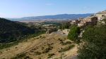 The surrounding countryside and hills of Sos - Sos del Rey Catolico, Spain
