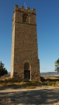 The alone standing Tower of the Honoring of Sos del Rey Catolico - Sos del Rey Catolico, Spain