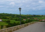 The fields surrounding Santillana, taken from Calle de los Hornos - Santillana del Mar, Spain (14)