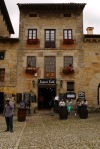 Restaurante Castillo on Ramón Pelayo square - Santillana del Mar, Spain (17)