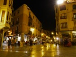 The corner of Calle Ancha and Ruler's square by night - León, Spain (16)