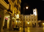 Leon Cathedral and Ruler's square by night - Leon, Spain (17)