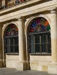 The façade of Leon's tourist information centre - Leon, Spain (21)