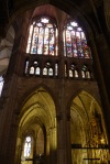 Stained Glass windows and Chapel of Leon Cathedral - Leon, Spain (33)