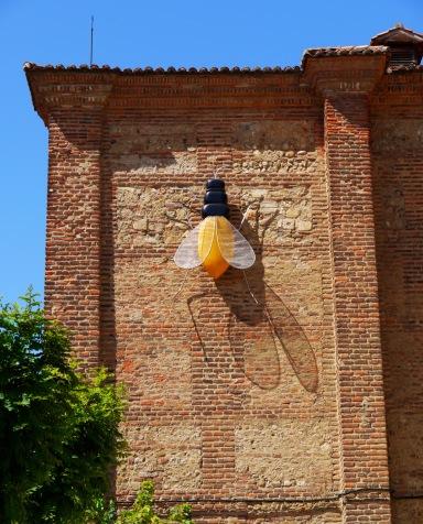 La Mosca by Eduardo Arroyo, taken on Castle Door square - León, Spain (36)