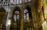Inside the Gothic Leon Cathedral - Leon, Spain (9)