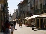 The view along Rua Dom Diogo de Sousa to New Gate Arch - Braga, Portugal (30)
