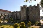 Remains of Castle of Braga in Garden of Santa Barbara - Braga, Portugal (35)