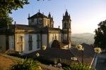 Bom Jesus do Monte Sanctuary in the shadows of the setting sun - Braga, Portugal (58)